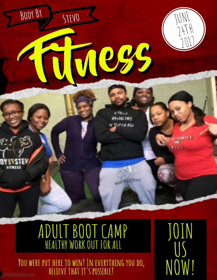 adult fitness boot camp