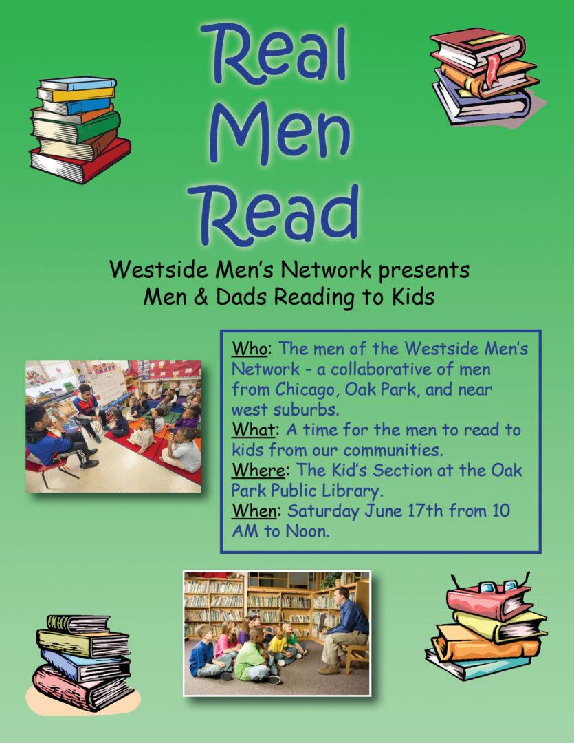 WMN Real Men Read