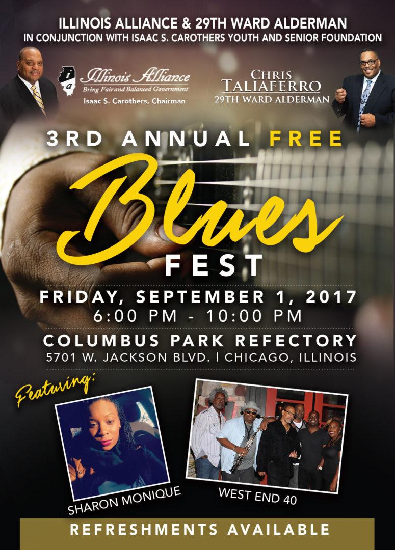 West Side Blues Fest 2017