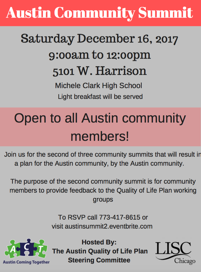Austin Community Summit