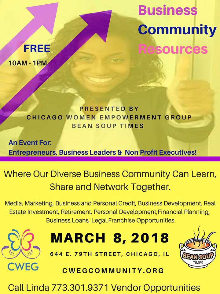 Business Community Resources & Networking