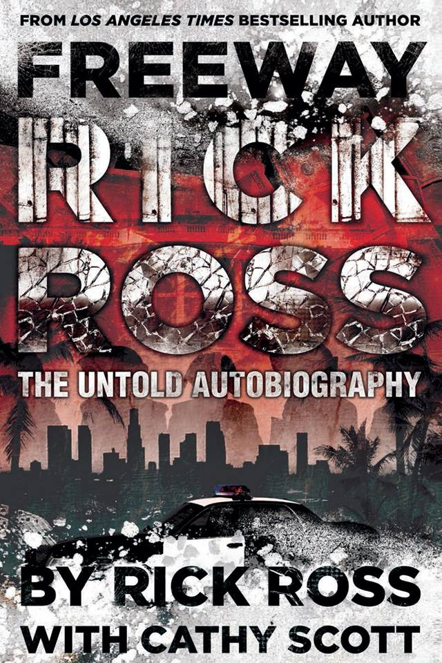 Freeway Rick Ross Book Signing