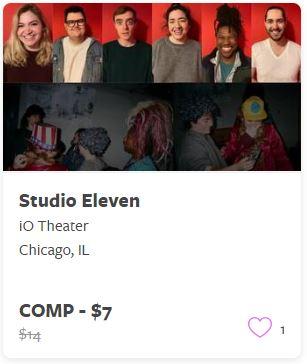 Studio Eleven Comp Train