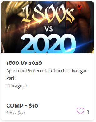 1800 vs 2020 Comp Train