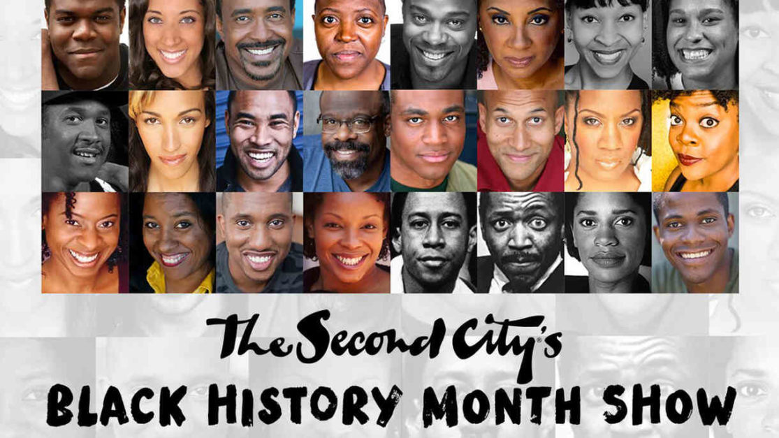The Second City's Black History Show