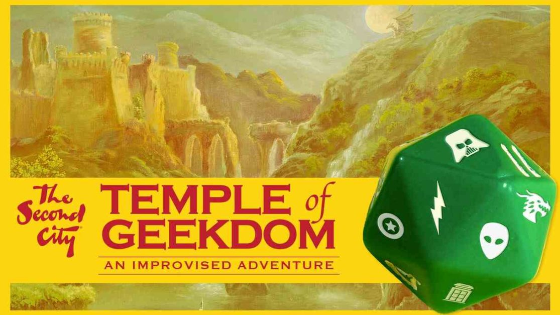 The Second City's Temple of Geekdom