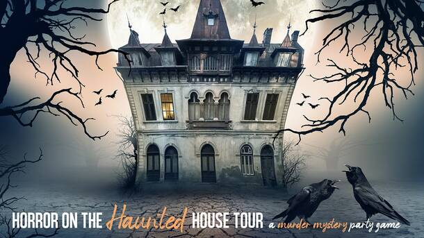 Horror on the Haunted House Tour