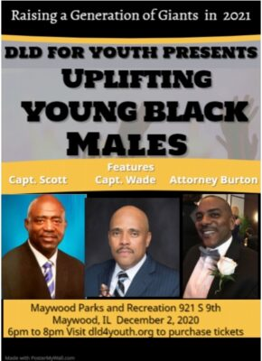 Uplifting Young Black Males in 2021