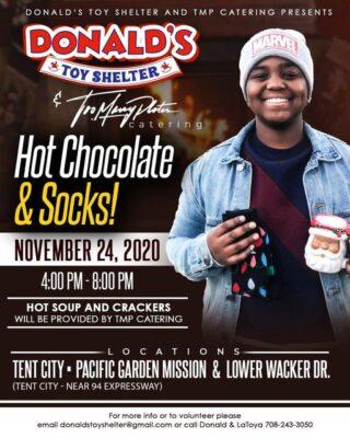 Hot Chocolate and Socks
