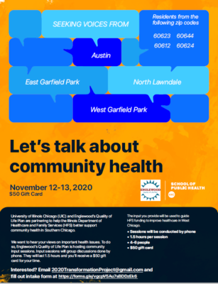 Let's Talk About Community Health