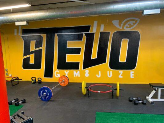 Stevo Gym and Juze