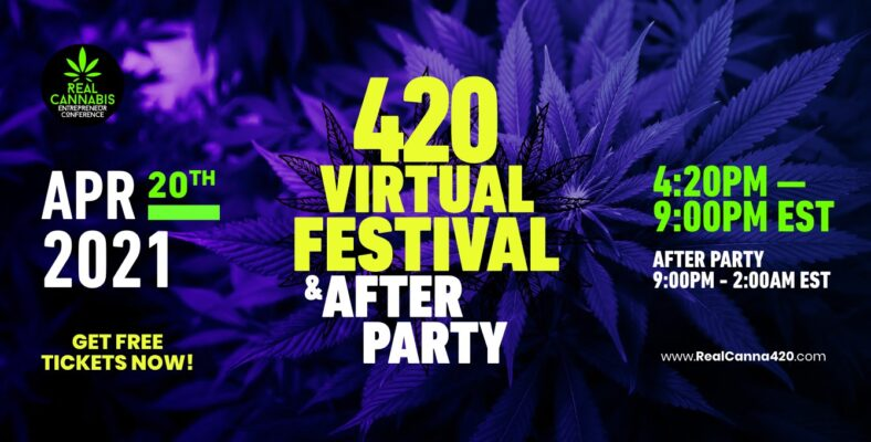 420 Virtual Festival
