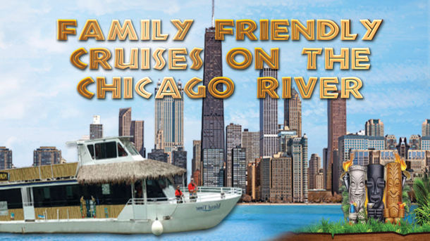 Family Friendly Cruise on the Chicago River
