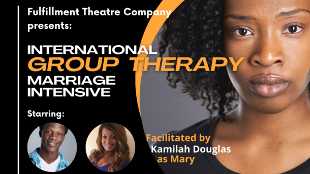 Group Therapy & An Evening with the Bard — Virtual Theatrical Bundle