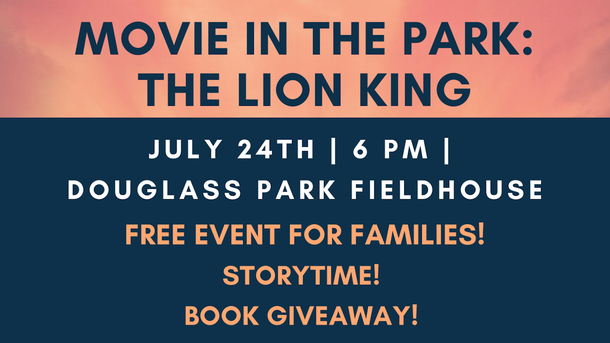 The Lion King: Free Movie In The Park
