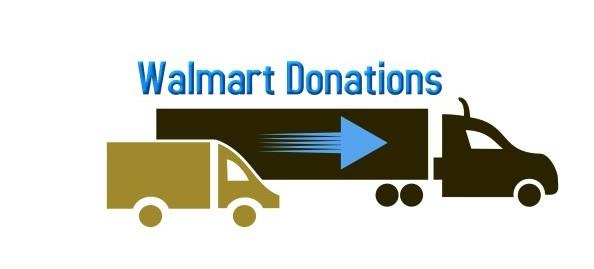 Walmart Donations Pickup